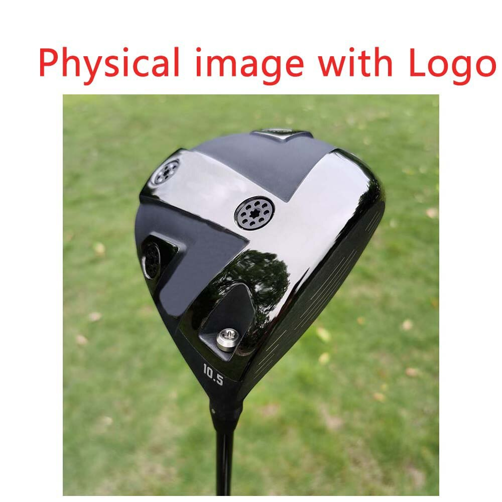 2021 New Golf Club No. 1 Driver Wood High Fault Tolerance with Logo