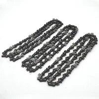 3pcs gasoline chainsaw semi chisel chains 38lp 0 05 for stihl ms170 ms171 ms180 ms181 ms 017 018 170 180 chain saw attachment