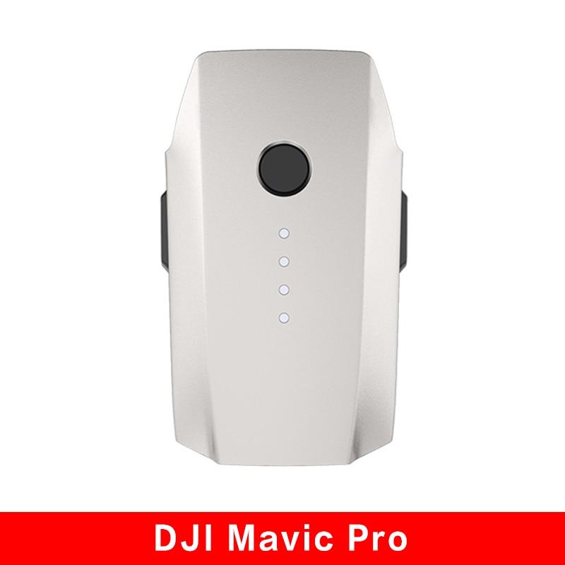 Batterie de charge de platine Mavic 3830mAh/11.4V Batteries de vol intelligentes pour accessoires de Drone de platine DJI Mavic remis à neuf