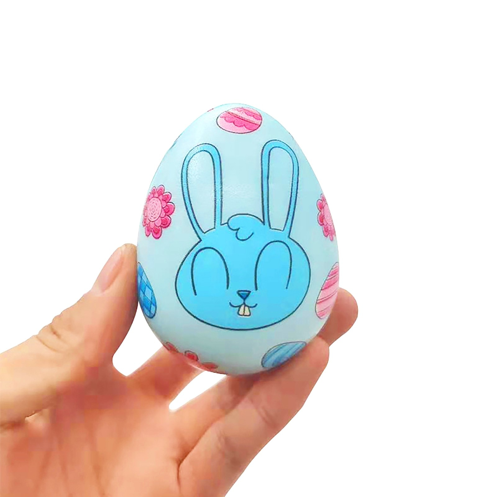 Fidget Toys Squeeze Stress Reliever Squishy Sensory Toy Slow Re bound Toys Easter Egg Set Decompression Toys 18PCS антистресс W* enlarge