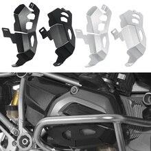 Para bmw r1200gs/adv lc r1200r/rs r1200rt 2013-2017 r1200 gs aventura motocicleta motor cilindro cabeça guardas protetor capa