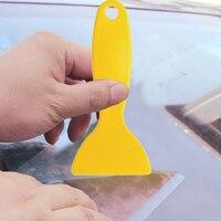 Скребок для очистки автомобильной виниловой пленки, скребок для удаления пузырьков воздуха, 5 шт.