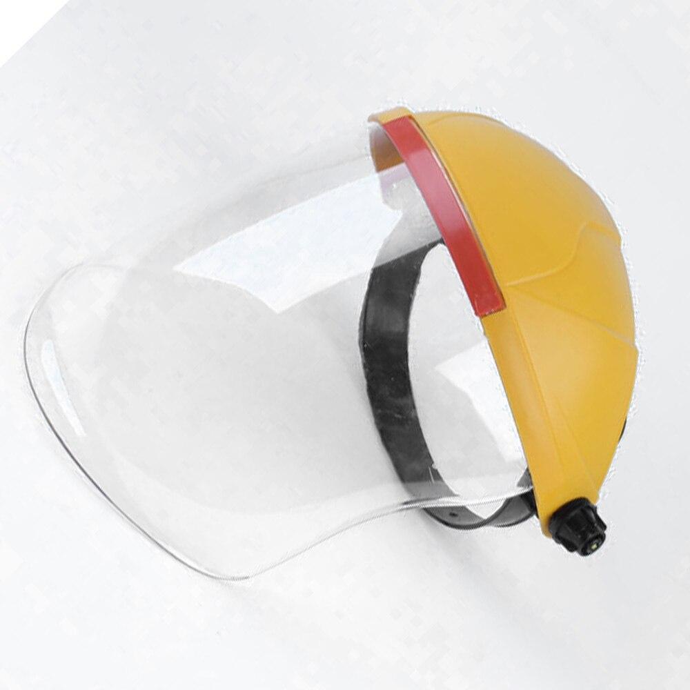 Защитная прозрачная защитная пленка для объектива, защитная пленка для всего лица, регулируемый пластиковый Анти-туман, анти-слюнявчик, защита от брызг