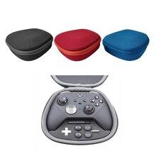 Jogo alça saco de armazenamento clássico delicado gamepad caso rígido de proteção saco de armazenamento acessível para xbox um x game console acessórios