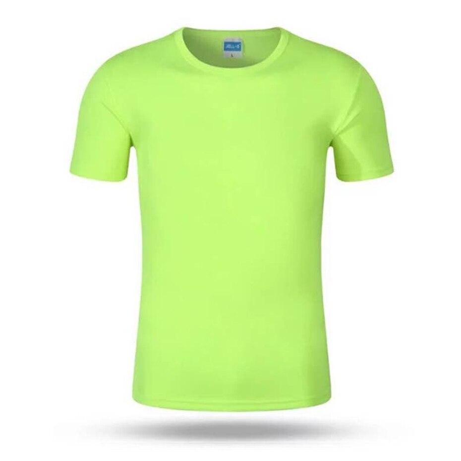Camiseta Casual de manga corta de marca Unisex para hombre, camisetas de moda, camisetas deportivas transpirables de verano