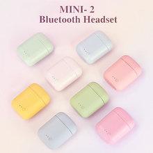 I7 Original MINI Wireless Bluetooth In Ear Earphone Stereo I12 TWS Earbuds Headset  Headphones with