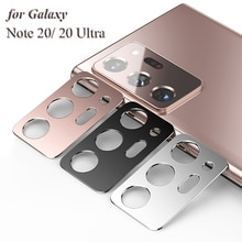 Ultra-thin Metal Camera Cover Lens Screen Protector for Samsung Galaxy Note 20 Ultra Lens Case Scrat