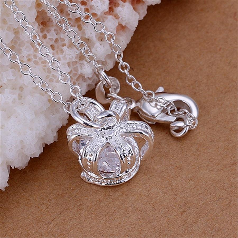 Женское-ожерелье-из-серебра-925-пробы-с-подвеской-в-виде-короны-из-блестящих-кристаллов-18-дюймов-рождественский-подарок-высококачественны