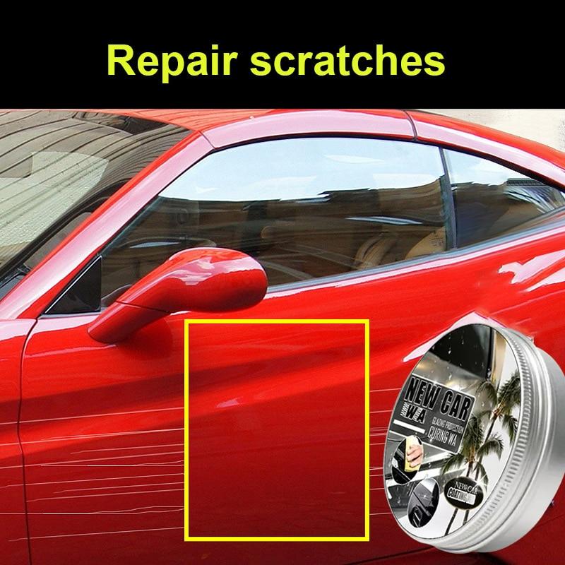 Car Wash Repair Liquid Ceramic Coat Detailing Automotive Coating paste 20ml Car Coating Crystal Wax