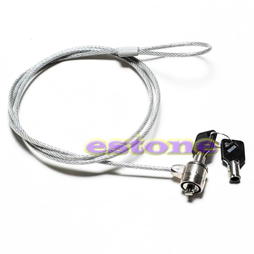 Candado de seguridad para ordenador portátil, cadena de Cable de seguridad China...