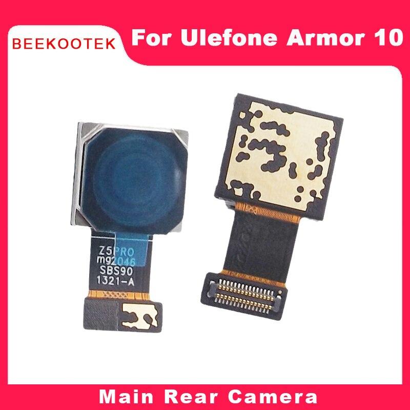 BEEKOOTEK-Ulefone Armor 10 هاتف خلوي أصلي ، كاميرا خلفية رئيسية 64 متر ، قطع غيار للهاتف الخلوي Ulefone Armor10 5G