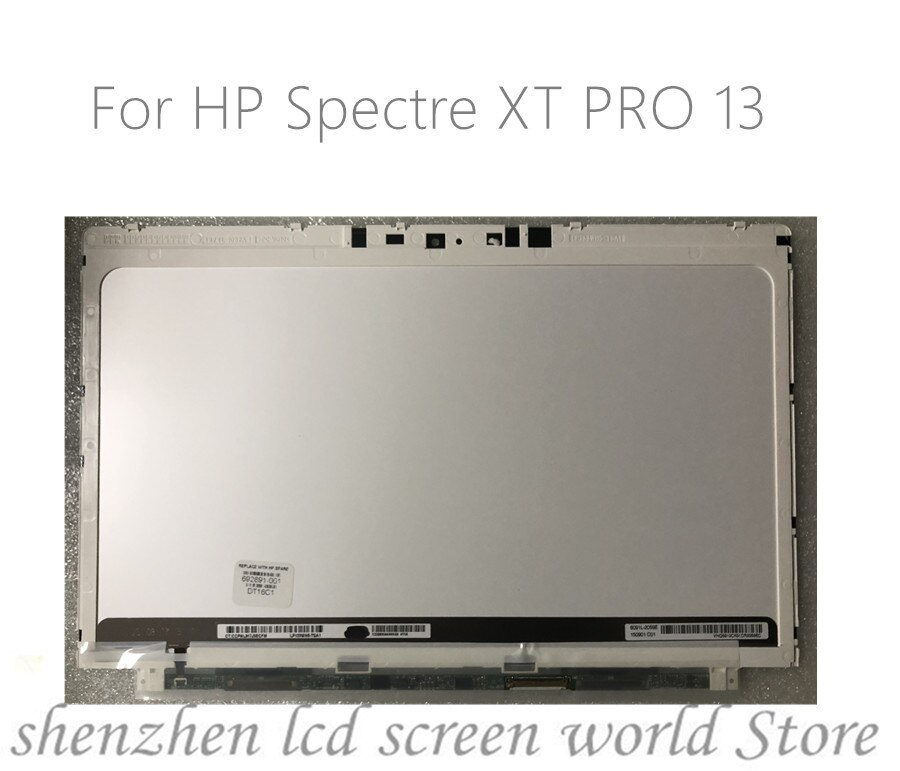Original lp133wh5 tsa1 LP133WH5-TSA1 lp133wh5 (ts) (a1) para hp spectre xt pro 13 tela lcd 1366*768 lvds 40 pinos