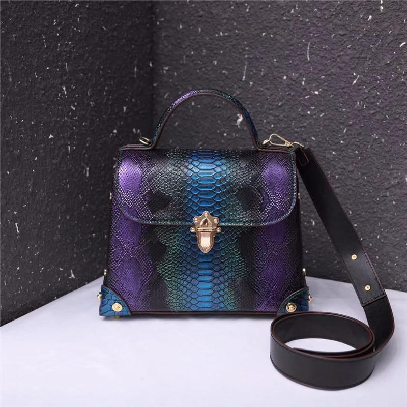 2020 Newest Ladies High Quality Wild Shoulder Messenger Bags Famous Designer Serpentine Women Purse and Handbags Channels Bags