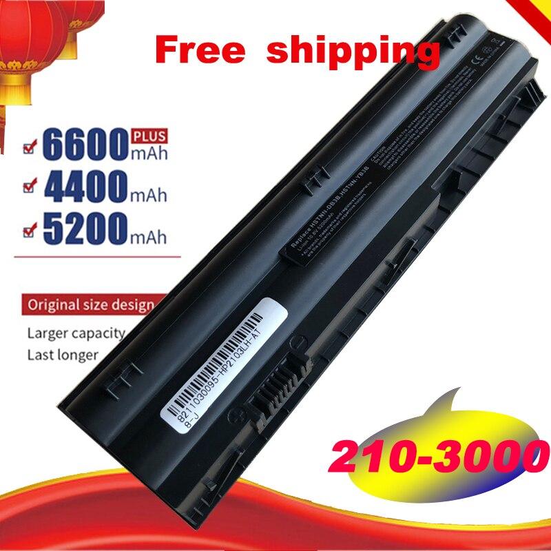 HSW батарея для HP Mini 210-3000 HSTNN-DB3B HSTNN-LB3B HSTNN-YB3A HSTNN-YB3B 646755-001 646757 для HP Pavilion DM1-4000 HK04