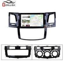 Android Voor Toyotal Fortuner/Hilux Revo / Vigo 2004-2013 2014 Multimedia Stereo Auto Dvd Speler Navigatie Gps radio