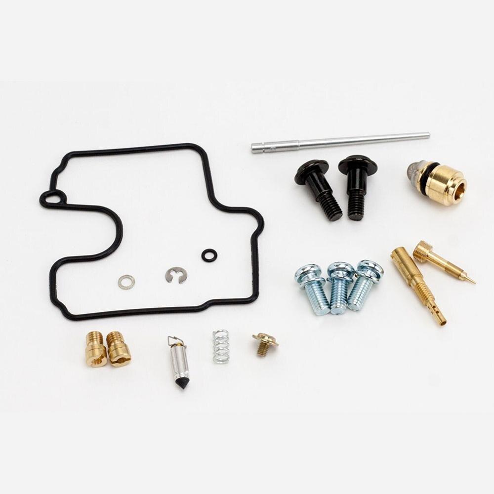 Kit de reparación de carburador para Suzuki intruso Volusia 800 2001-2004 VL800 Kit de reconstrucción de carburador piezas de repuesto