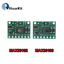 Hartslag Klik MAX30100 Modules Sensor Voor Arduino/ Low Power MAX30102 Hartslag Zuurstof Pulse Breakout