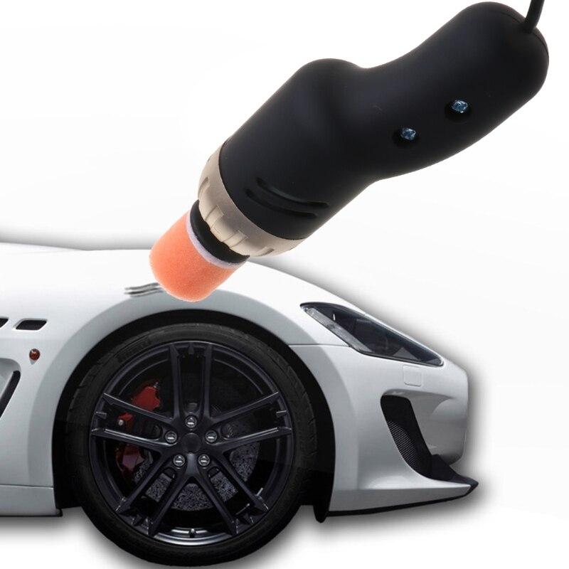 1 conjunto de carro elétrico polisher limpeza
