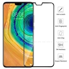 1~2pcs Anti Fingerprint Tempered Glass For Huawei Mate 30 20 10 9 8 Lite Mate 10 Pro Screen Protector For Honor 10i 20i 9i 20Pro