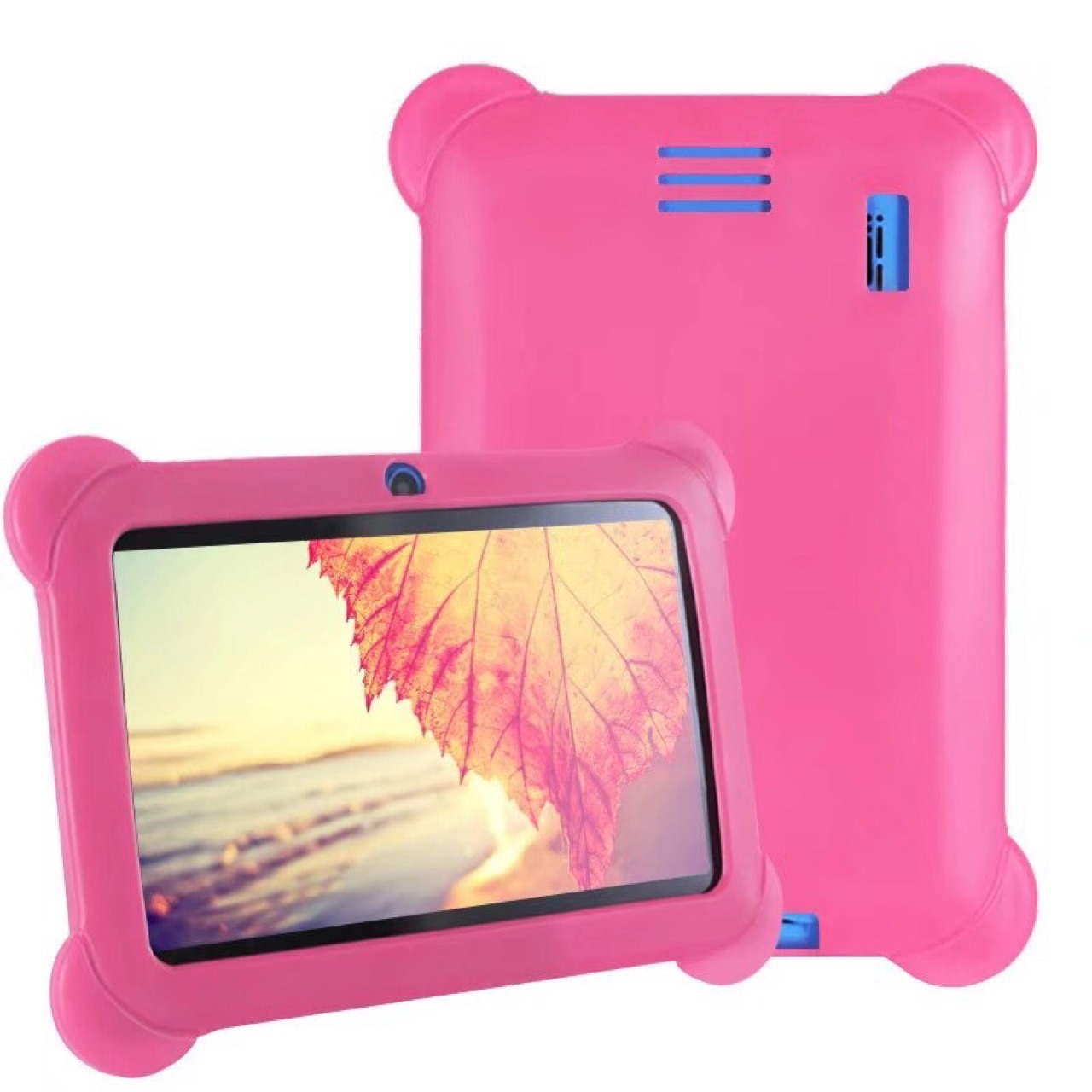 A genuine 4-core Android 7-inch tablet is suitable for office, music, and gaming portable tablet computers