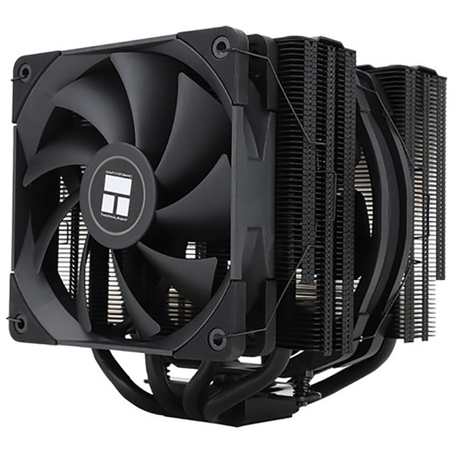 ثيرماليست TR-FS140 وحدة المعالجة المركزية برودة درجة حرارة منخفضة عالية الأداء المزدوج برج مزدوج بوم مروحة ل 115x/2011/AM4 فتحة وحدة المعالجة المركزي...
