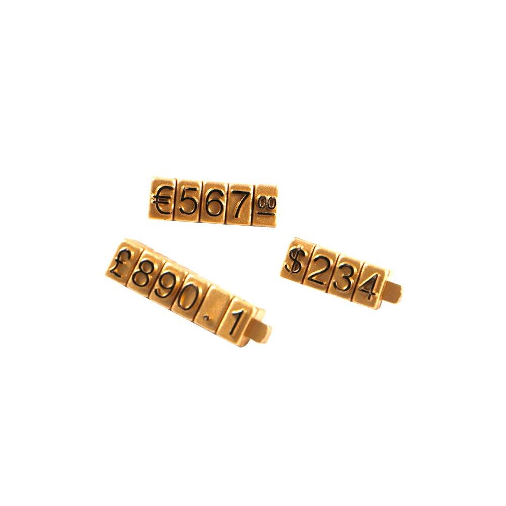 Цена кубики с цифрами монтажные блоки палка в сочетании с цифрами тег знак часы ювелирные изделия цена Дисплей магазина стойки цена
