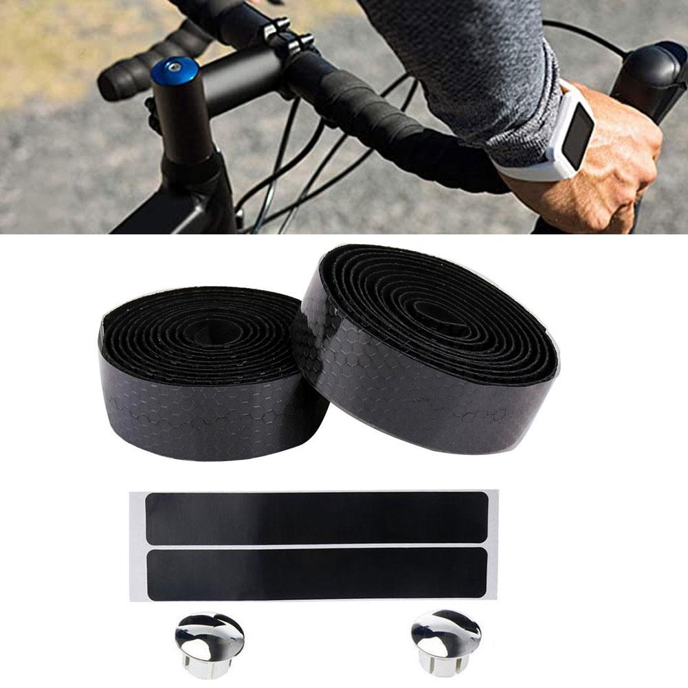 MEROCA Road Bike Grip Tape Handlebar Silica Gel Tape Soft Breathable Bicycle MTB Lifting Bar Fixed Gear Belt Cycling Accessory