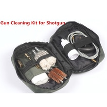 Mizugiwa Zak Pistool Cleaning Kit Voor Shotgun Pistol Rifle Flex Staaf T-Handvat Messing Borstel Sleuven Tip 12GA 20GA .22 Cal .17 Cal 9Mm