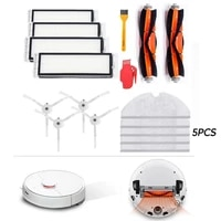 for xiaomi roborock s5 max s6 s50 s51 s55 vacuum cleaner accessories parts hepa filter side brush main brush mop cloths