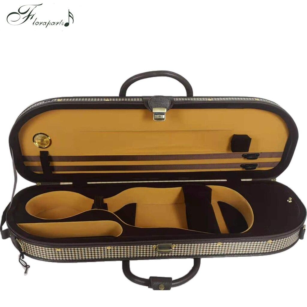 Free Shipping 4/4 Violin Case VN2332B enlarge