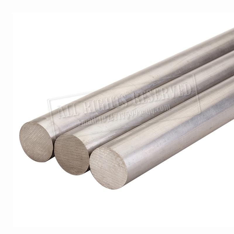 titanium rod  26mm 30mm 32mm 35mm 40mm 45mm 50mm ASTM GR1 GR2 titanium alloy steel rod Ti steel metal rod grade 5 dia 1mm to 15mm tc4 titanium alloy round rod stick solid ti bar cutting tool metal supplies