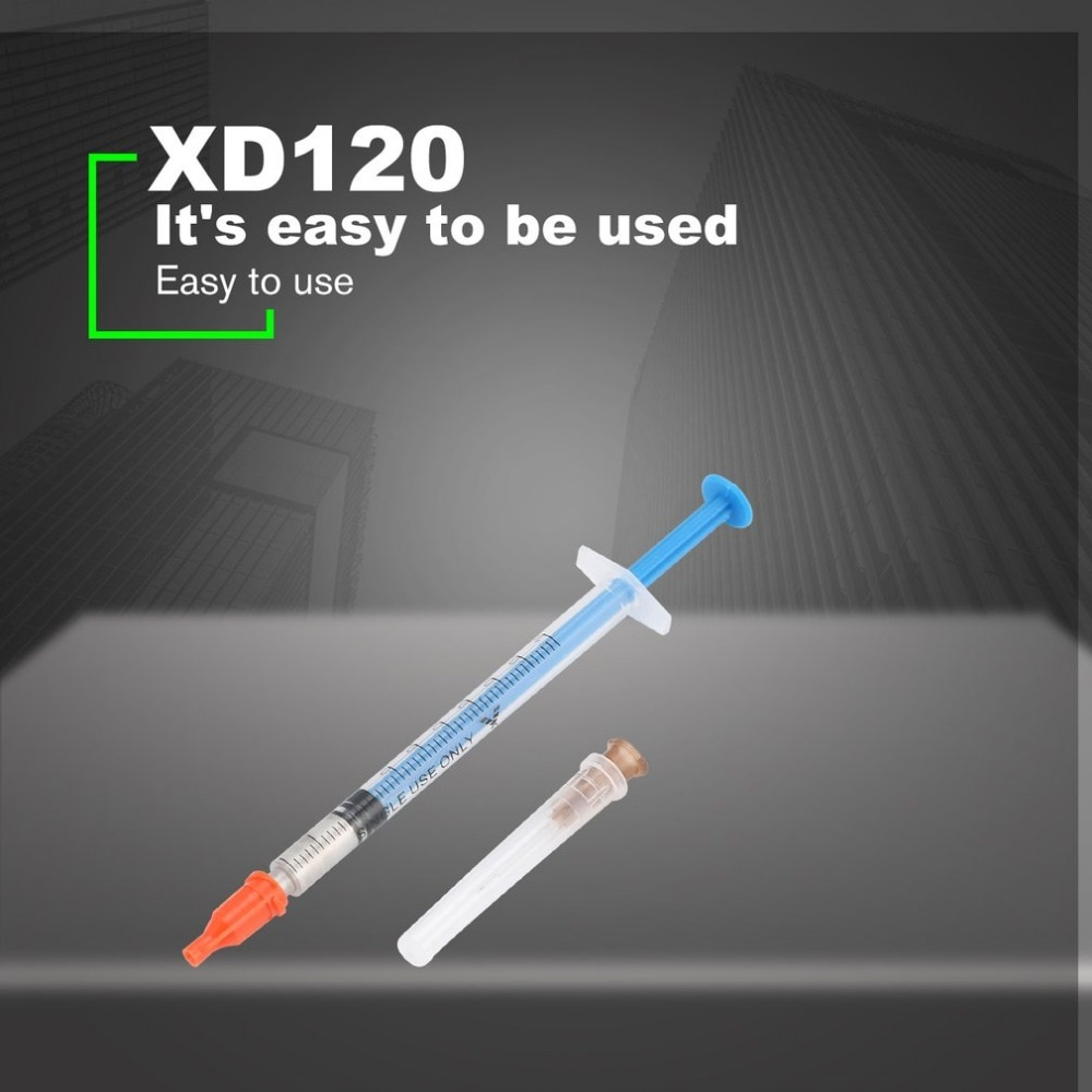 0,2 ml/0,3 ml/0,5 ml/0,7 ml Alambre de pegamento conductor de plata pegar eléctricamente pintura adhesiva Reparación de PCB para reparación de electrónica