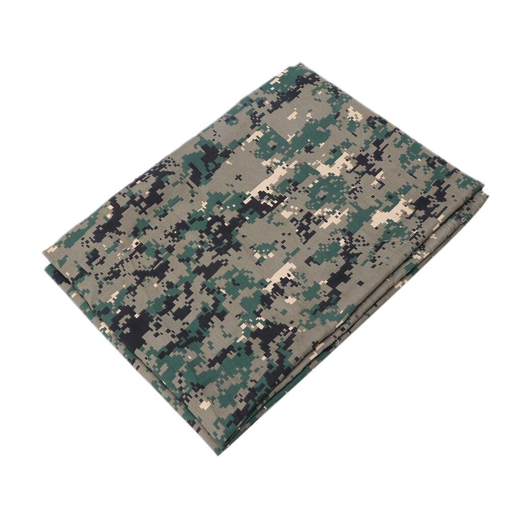 2019 nueva tela de camuflaje de poliéster para ropa de Camuflaje militar, ropa de entrenamiento, bolsa de traje DIY, cortina de tela de mesa 100x150cm