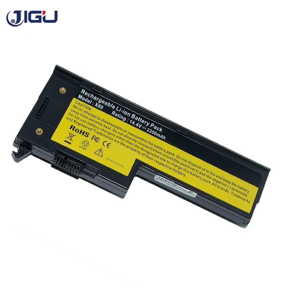 JIGU batería del ordenador portátil para IBM Thinkpad X60 1706, 1708, 2509, 2510, 1709, 1707 ThinkPad X60s 1702, 1704, 2507, 2522, 2533, 1703, 1705, 2508