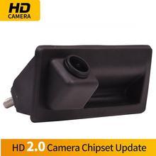 18mm HD 1280x720P caméra arrière pour Volkswagen VW Passat B5 B6 B7 Tiguan 5N Touareg Sharan Touran Lavida Golf 6 Plus T5 Jetta