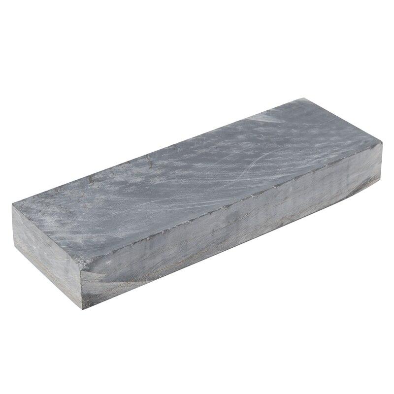 8000 piedra de afilar de barro, pedicura/cuchillo para trabajar la madera amoladora de agua piedra Guangxi 200X68X28mm