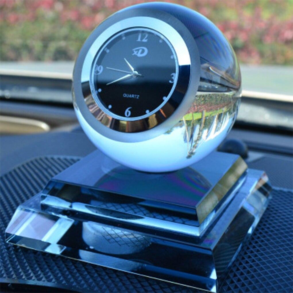 Kristall Uhr Parfüm Autos Uhr Auto Dekoration Luft Erfrischen Kristall Auto Parfüm Uhr Lufterfrischer Uhr
