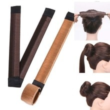 Fashion French Braid Hair Styling DIY Tools Wig Donut Headband Girl Magic Hair Bun Braider Maker Hairband Women Hair Accessories