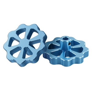 3D Printer Parts Extruder knob hand Screw Nut E axis motor metal handwheel for Creality Printer 3D Ender 3 V2 CR-10