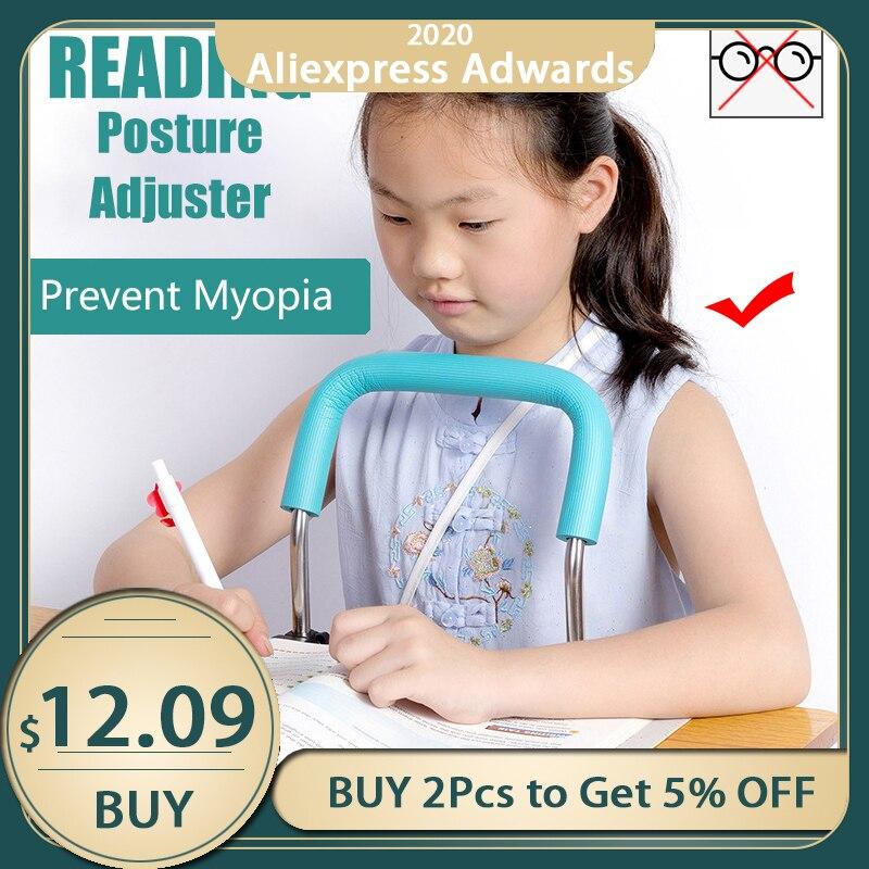 Sitting Posture Corrector Children Correct Writing Posture Prevent Myopia Eyesight Protector Adjusta