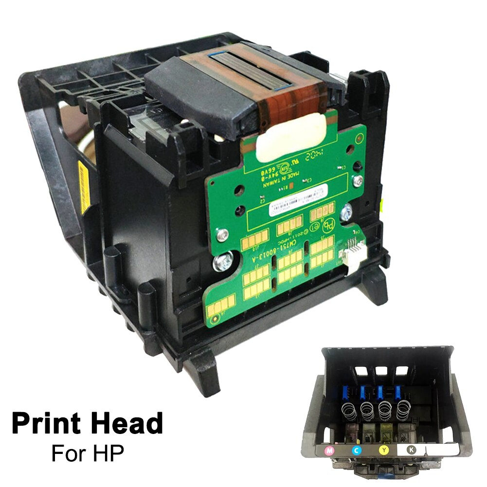 Printhead HP950 for Officejet 8100/8600/8610/8620/8650 251DW 276DW for Home Office Print Head Ship Fast delivery Dropshipping