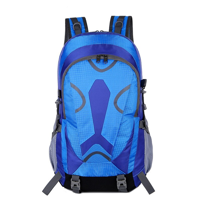 Outdoor Bag Backpack with Bracket Carrying System Hiking Backpack Cycling Backpack  Hiking Bag