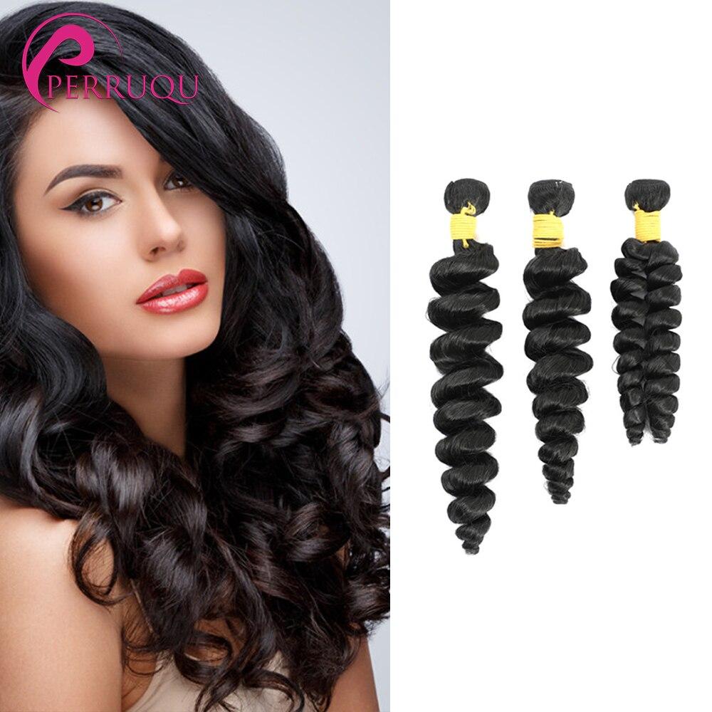 Loose Wave Human Hair Bundles For Women 30 32 36 40 Inch 1/3/4 Pcs Deals Sale Perruqu Long Curly Bra