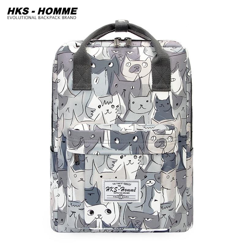 New Trend Female Backpack Fashion Women Backpack College School Bagpack Harajuku Travel Shoulder Bags For Teenage Girls 2021 New