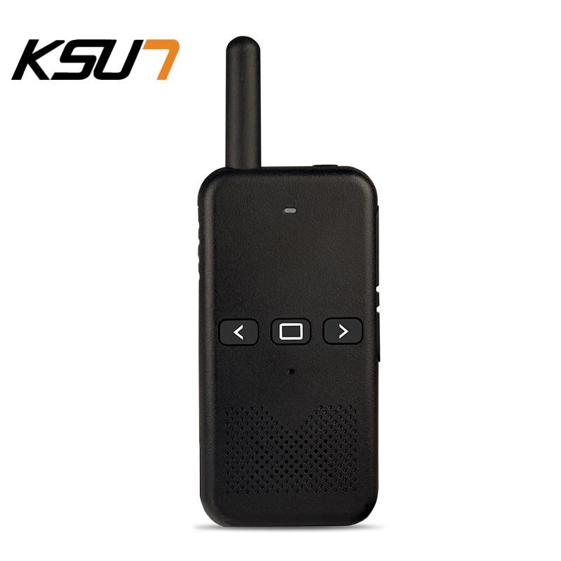 Ksun walkie-talkie civil kilometer high-power walkie-talkie outdoor handheld 50 mini mini enlarge