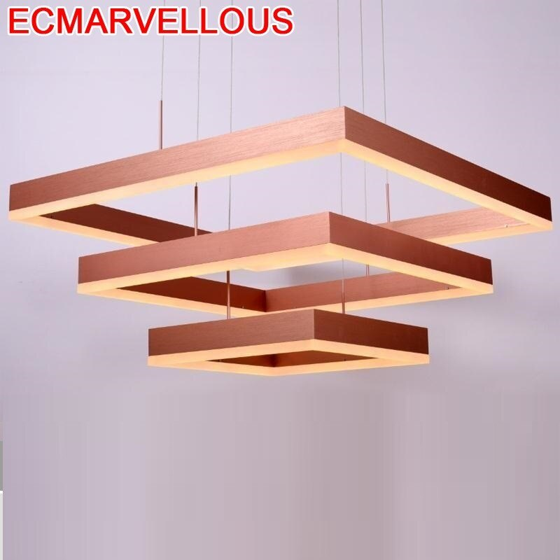 Home Cuisine European Lustre E Pendente Para Sala De Jantar Decor Led Hanging Lamp Loft Deco Maison Luminaria Pendant Light