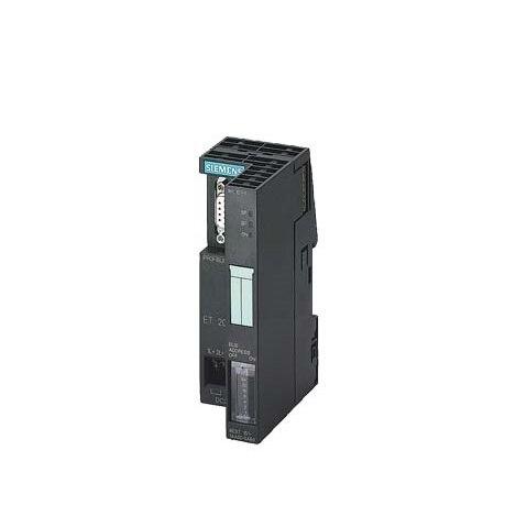 سيمنز سيماتيك دب واجهة وحدة IM151-1 ميزة عالية 6ES7151-1BA02-0AB0 6ES7 151-1ba02-0ab0use ل ET200S (يوصي)