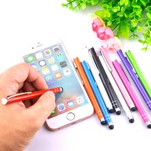 5PCS/Lot Capacitive Touch Screen Stylus Pen For IPad Air Mini Samsung xiaomi iphone Universal Tablet