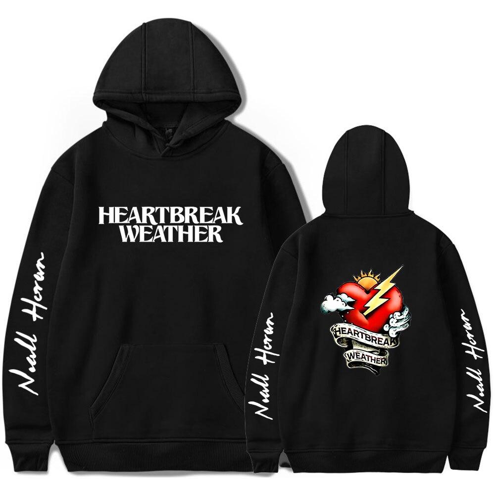 Niall Horan Fashion Prints Hoodies Women/Men Long Sleeve Hooded Sweatshirts 2020 Hot Sale Casual Streetwear Clothes
