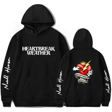 Niall Horan Fashion Prints Hoodies Women/Men Long Sleeve Hooded Sweatshirts 2020 Hot Sale Casual Str